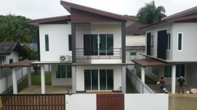 บ้านเดี่ยวสองชั้น 2590000 เชียงใหม่ เมืองเชียงใหม่ ป่าแดด