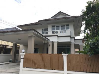 บ้านเดี่ยว 4990000 กรุงเทพมหานคร เขตมีนบุรี