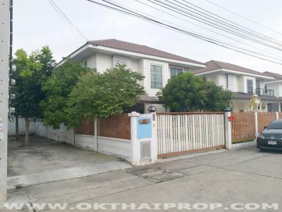 บ้านเดี่ยว 3800000 นนทบุรี ไทรน้อย ไทรน้อย