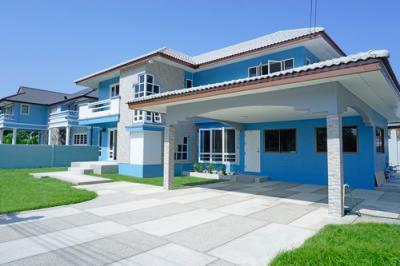 บ้านเดี่ยว 8500000 กรุงเทพมหานคร เขตทวีวัฒนา ศาลาธรรมสพน์