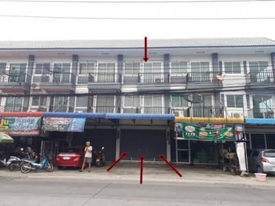อาคารพาณิชย์ 3000000 ชลบุรี เมืองชลบุรี บ้านปึก