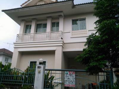 บ้านเดี่ยว 15000 กรุงเทพมหานคร เขตคลองสามวา สามวาตะวันตก