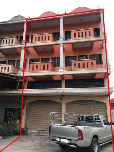 อาคารพาณิชย์ 4500000 ราชบุรี โพธาราม บ้านเลือก
