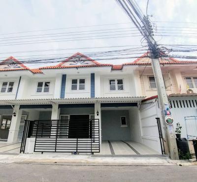 ทาวน์เฮาส์ 1890000 นนทบุรี บางใหญ่ บางใหญ่