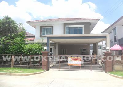 บ้านเดี่ยว 5000000 ปทุมธานี ธัญบุรี ประชาธิปัตย์