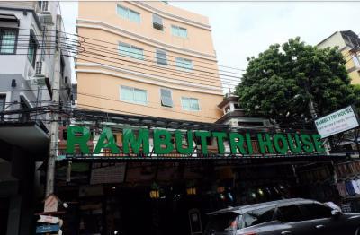 โรงแรม 180000000 กรุงเทพมหานคร เขตพระนคร ตลาดยอด