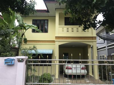 บ้านเดี่ยว 1750000 ปทุมธานี คลองหลวง คลองเจ็ด