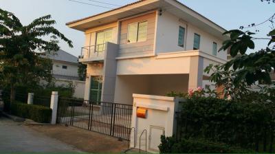 บ้านเดี่ยว 4300000 ปทุมธานี เมืองปทุมธานี บ้านกลาง