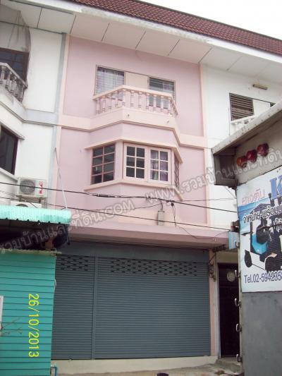 อาคารพาณิชย์ 3990000 นนทบุรี บางบัวทอง บางรักพัฒนา