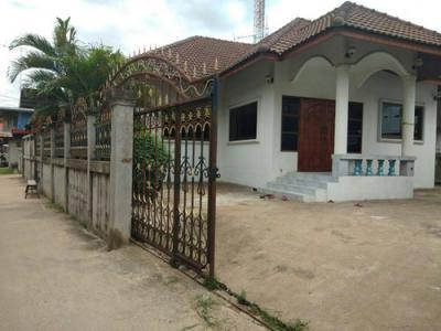 บ้านเดี่ยว 1590000 มหาสารคาม เมืองมหาสารคาม ตลาด