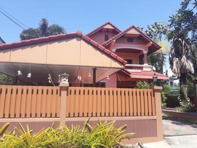 บ้านเดี่ยว 6950000 ชลบุรี เมืองชลบุรี เสม็ด