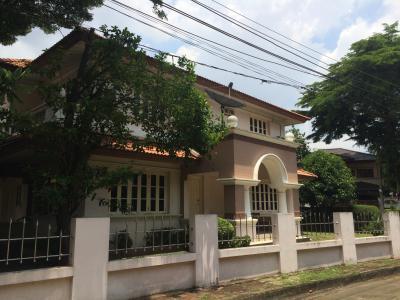 บ้านเดี่ยว 7500000 ปทุมธานี เมืองปทุมธานี บางคูวัด