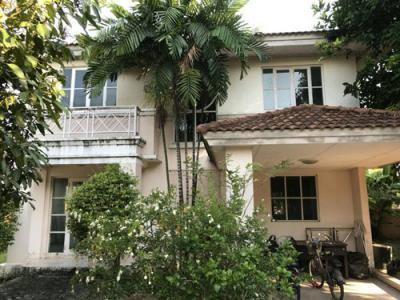 บ้านเดี่ยวสองชั้น 3700000 ปทุมธานี เมืองปทุมธานี บางคูวัด