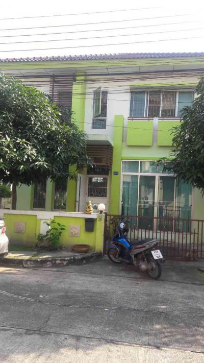 บ้านแฝด 2300000 กรุงเทพมหานคร เขตคลองสามวา สามวาตะวันตก