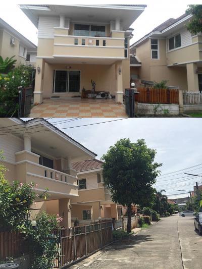 บ้านเดี่ยว 3600000 นนทบุรี บางกรวย บางคูเวียง