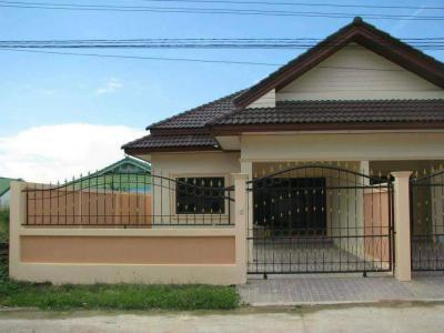 บ้านเดี่ยว 1900000 ชลบุรี บางละมุง ห้วยใหญ่