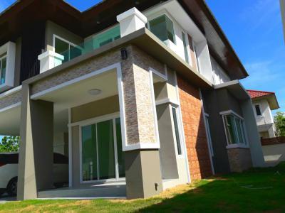 บ้านเดี่ยวสองชั้น 6890000 ปทุมธานี เมืองปทุมธานี บางคูวัด