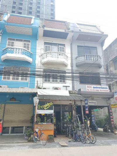 อาคารพาณิชย์ 4000000 นนทบุรี บางบัวทอง บางรักพัฒนา