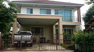 บ้านเดี่ยวสองชั้น 4290000 นครปฐม พุทธมณฑล ศาลายา