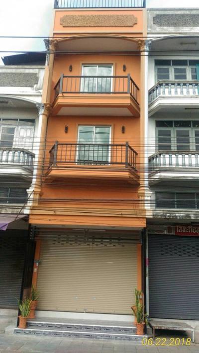 อาคารพาณิชย์ 3080000 กรุงเทพมหานคร เขตบางแค บางแคเหนือ