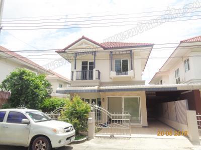 บ้านเดี่ยวสองชั้น 3990000 นนทบุรี ปากเกร็ด ท่าอิฐ