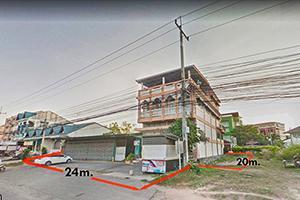 อาคารพาณิชย์ 24900000 ชลบุรี สัตหีบ นาจอมเทียน