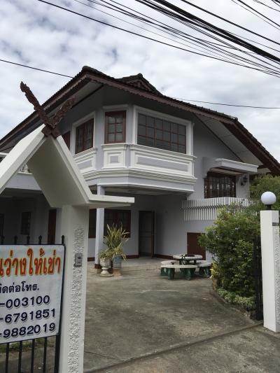 บ้านเดี่ยว 20000 เชียงใหม่ เมืองเชียงใหม่ หนองหอย