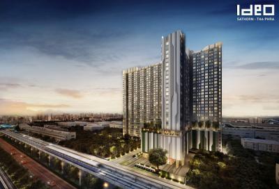 คอนโด 3400000 กรุงเทพมหานคร เขตธนบุรี บุคคโล