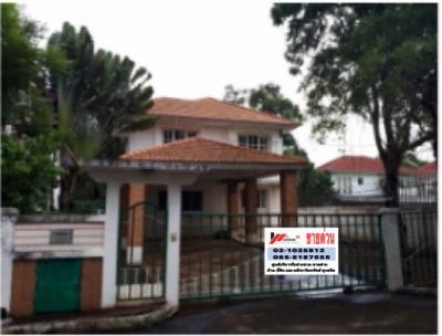 บ้านเดี่ยวสองชั้น 5280000 ปทุมธานี เมืองปทุมธานี บางคูวัด