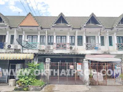 ทาวน์เฮาส์ 1800000 นนทบุรี เมืองนนทบุรี ตลาดขวัญ