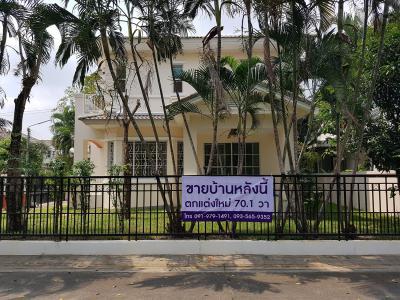 บ้านเดี่ยว 6800000 นครปฐม พุทธมณฑล ศาลายา