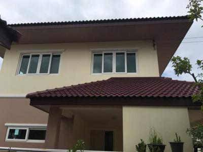 บ้านเดี่ยว 3900000 นนทบุรี ไทรน้อย ไทรใหญ่