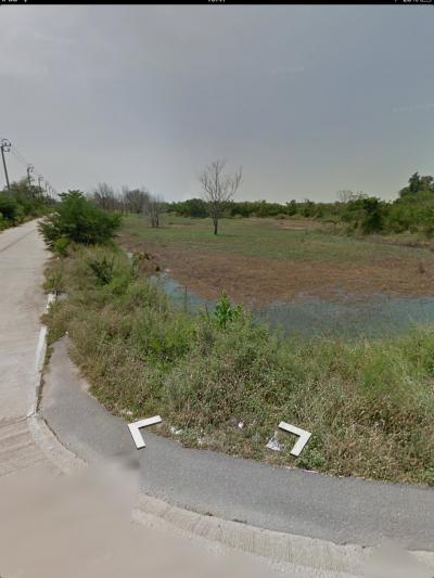 ที่ดิน 6410000 นนทบุรี ไทรน้อย คลองขวาง