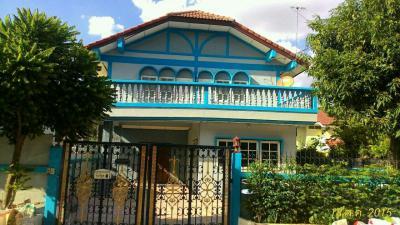 บ้านเดี่ยว 6200000 นนทบุรี บางใหญ่ บ้านใหม่