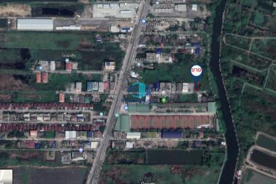 ที่ดิน 18000 กรุงเทพมหานคร เขตลาดกระบัง ลำปลาทิว