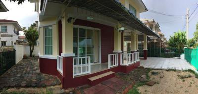 บ้านเดี่ยว 3290000 นนทบุรี บางบัวทอง บางรักพัฒนา