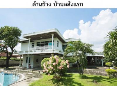 บ้านเดี่ยว 58230000 กรุงเทพมหานคร เขตหลักสี่ ตลาดบางเขน
