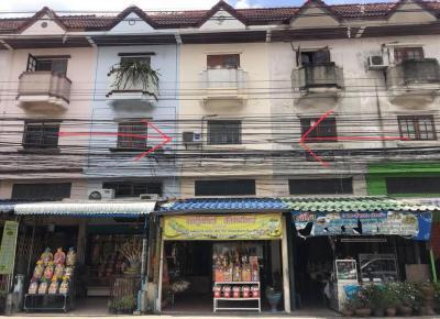 อาคารพาณิชย์ 3500000 นนทบุรี ปากเกร็ด บางพูด