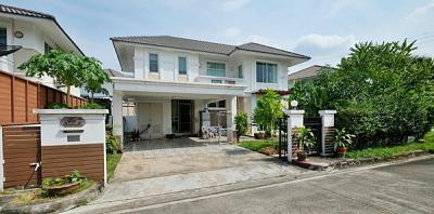 บ้านเดี่ยว 4800000 นนทบุรี บางใหญ่ บางเลน