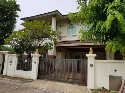 บ้านเดี่ยว 70000 กรุงเทพมหานคร เขตบางนา บางนา