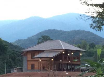 บ้านพร้อมที่ดิน 10000000 เชียงราย แม่ลาว โป่งแพร่