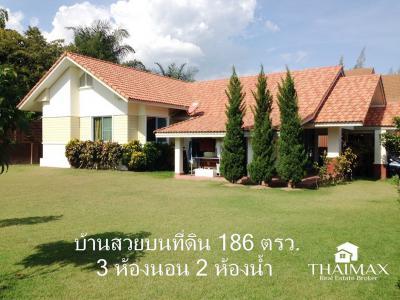 บ้านเดี่ยว 9500000 เชียงใหม่ หางดง หนองควาย