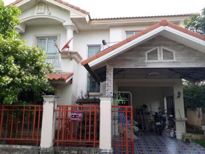 บ้านเดี่ยว 11000 ปทุมธานี ธัญบุรี ลำผักกูด