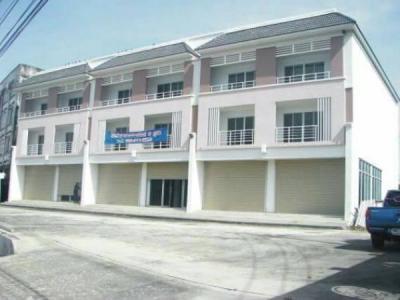 อาคารพาณิชย์ 15000 นนทบุรี ไทรน้อย ไทรน้อย