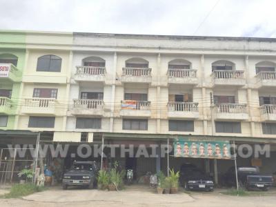 อาคารพาณิชย์ 750000 เพชรบุรี เขาย้อย หนองชุมพล