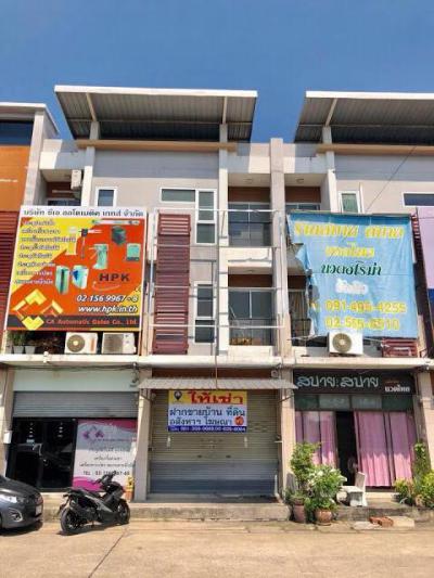 ตึกแถว 6900000 กรุงเทพมหานคร เขตดอนเมือง สีกัน