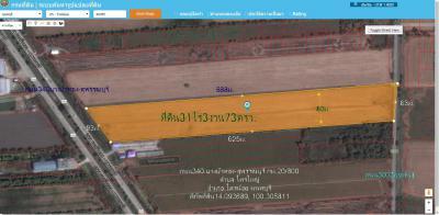 ที่ดิน 86217750 นนทบุรี ไทรน้อย ไทรน้อย