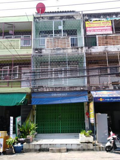 อาคารพาณิชย์ 3100000 กรุงเทพมหานคร เขตบางบอน บางบอน
