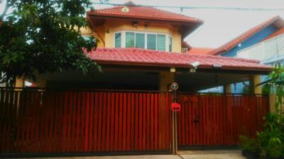 บ้านเดี่ยว 16000 นนทบุรี บางบัวทอง บางรักพัฒนา
