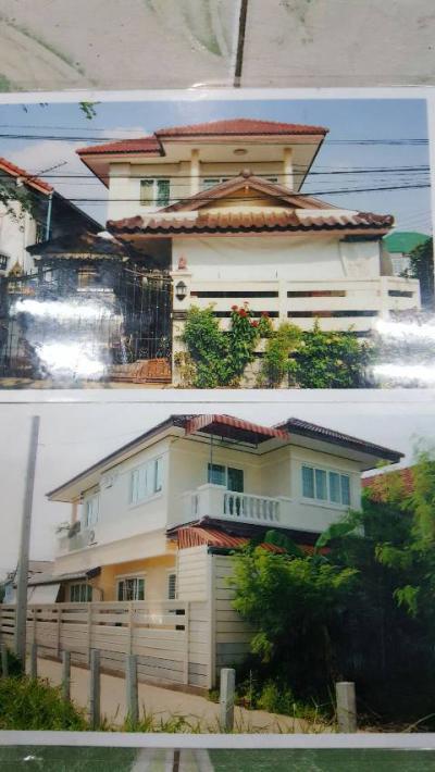 บ้านเดี่ยว 2990000 ปทุมธานี เมืองปทุมธานี บางปรอก